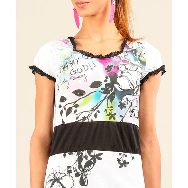 Vestido Algodon Moda Mujer Sin Mangas - Vestidos-de-nia-de-moda