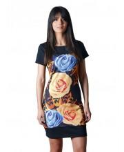 ADELA BLACK, dress