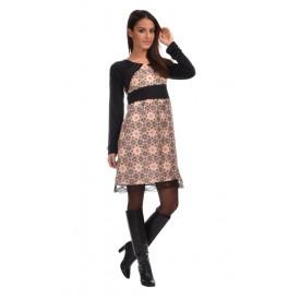 http://www.avispada.com/1515-thickbox/mila-vestido-combinado-y-estampado-con-acabado-en-puntilla.jpg