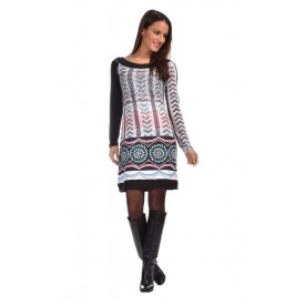 http://www.avispada.com/1518-thickbox/marta-vestido-cuello-redondo-escote-con-bajo-y-manga-estampada.jpg
